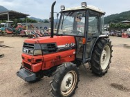 KUBOTA GL53 (4WD) With Cabin