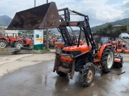 KUBOTA GL530 (4WD) With Loader