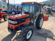 KUBOTA GL301 (4WD) With Cabin